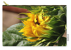 Carry-all Pouch featuring the photograph Ball Of Sun by Katie Wing Vigil