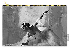 Ballerina Dance On The Floor  Carry-all Pouch by Gull G