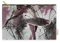 Ballerina Dance Painting 0032 Carry-all Pouch by Gull G