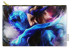 Ballerina Dance009-a Carry-all Pouch by Gull G