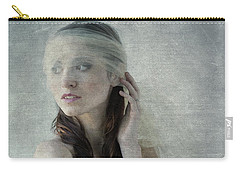 Ballerina In Morning Light Carry-all Pouch by Diane Diederich
