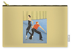 Ballet Practice Carry-all Pouch by Tamara Savchenko