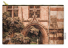 Oxford, England - Balliol Gate Carry-all Pouch
