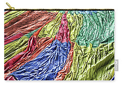 Balloon Abstract 1 Carry-all Pouch by Marie Leslie