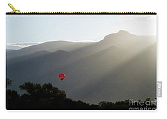 Balloon At Sunrise Carry-all Pouch