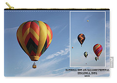 Balloon Festival Indianola, Iowa Carry-all Pouch