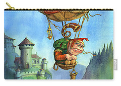 Balloon Ogre Carry-all Pouch