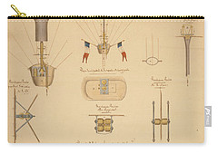 Balloon Patent Carry-all Pouch