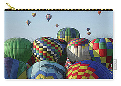 Balloon Traffic Jam Carry-all Pouch by Marie Leslie
