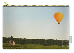 Balloons In Prince Edward Island Carry-all Pouch