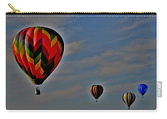 Balloons In The Sky Carry-all Pouch