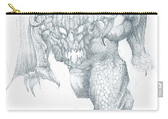 Balrog Sketch Carry-all Pouch