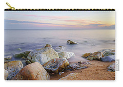 Carry-all Pouch featuring the photograph Baltic Zen by Dmytro Korol