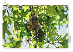 Baltimore Oriole Nest Carry-all Pouch