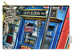 Baltimore Pub Dog Carry-all Pouch