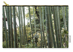 Bamboo Forest Carry-all Pouch