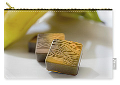 Banana Chocolate Carry-all Pouch by Sabine Edrissi