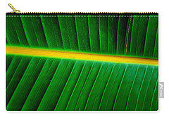Banana Plant Leaf Carry-all Pouch