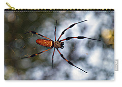 Banana Spider   3 Carry-all Pouch