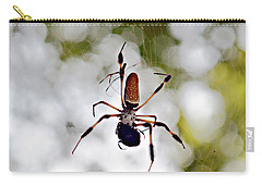 Banana Spider Lunch Time 2 Carry-all Pouch