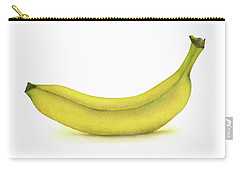 Banana Watercolor Carry-all Pouch