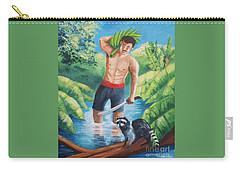 Bananas Harvest Carry-all Pouch