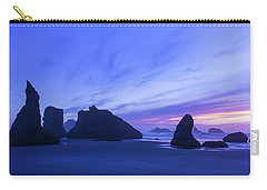 Bandon Blue Hour Carry-all Pouch