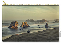 Bandon Sunrise Pano Carry-all Pouch
