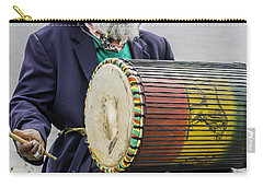 Bang That Drum Carry-all Pouch