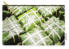Banh Chung Cake For Tet Carry-all Pouch