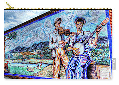 Banjo Mural Carry-all Pouch
