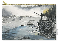 Bank Fishing Carry-all Pouch