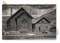 Bannack Church Carry-all Pouch