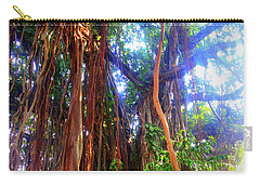 Banyan Tree Carry-all Pouch