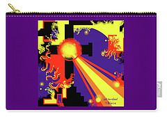 Baptism Of Fire Carry-all Pouch