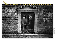 Bar Across The Door Carry-all Pouch by Bob Orsillo