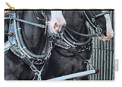 Bar Harbor Horses Carry-all Pouch
