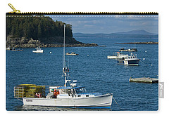 Bar Harbor Tranquility Carry-all Pouch