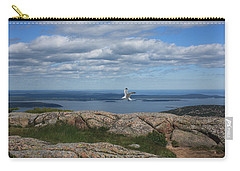 Bar Harbor View From Cadillac Carry-all Pouch