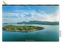 Bar Island, Bar Harbor  Carry-all Pouch