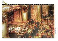 Bar Scene Carry-all Pouch