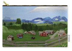 Bar U Ranch Carry-all Pouch