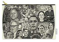 Barack Obama- Time For Change Carry-all Pouch