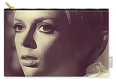 Barbara Steele Digital Art Carry-All Pouches