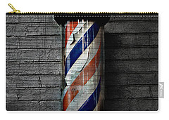 Barber Pole Blues  Carry-all Pouch