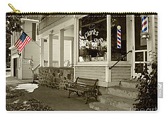 Clarks Barber Shop With Color Carry-all Pouch