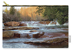 Barbershop Falls Wv In Winter Carry-all Pouch