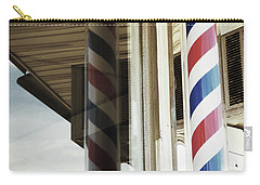 Barbershop Pole Carry-all Pouch