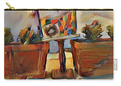 Barb's Bird House Carry-all Pouch