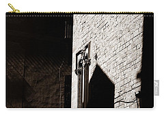 Carry-all Pouch featuring the photograph Barcelona 2b by Andrew Fare